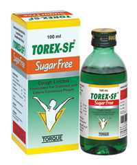 TOREX-SF COUGH SYRUP