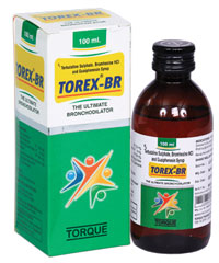 TOREX-BR COUGH SYRUP